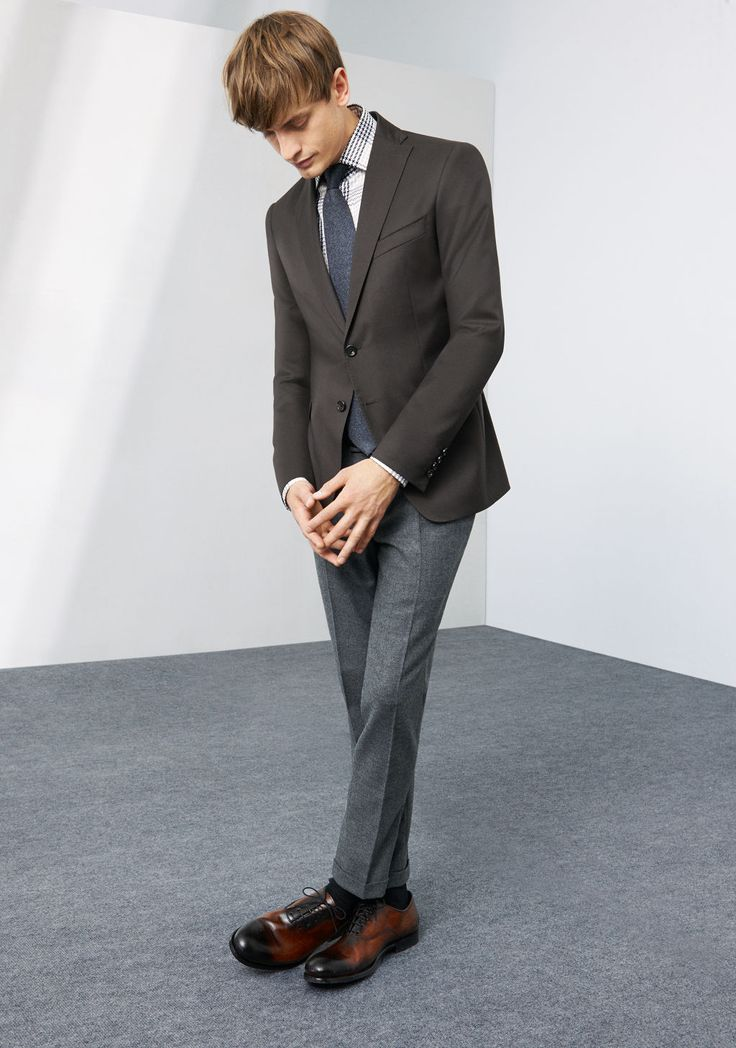ZARA Man - Lookbook November