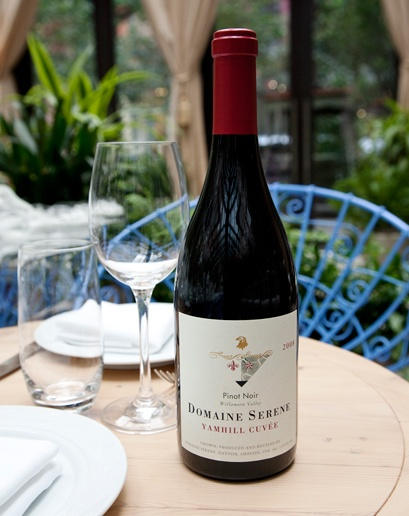 Oregon Pinot Noir - Domaine Serene Evanstad Reserve another solid wine. Find this at The Coffee Grounds in Eau Claire.