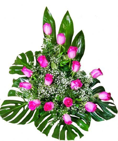 Ramos y centros de rosas para enviar a domicilio en Villaralbo