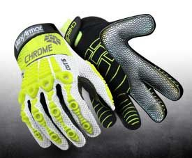 http://www.reidbrothers.co.uk/hexarmor-gloves/hexarmor-gloves-chrome-oasis-4030  HexArmor Gloves Chrome Oasis 4030 provides the highest level of cut and impact protection on the market with the added HexVent. The advanced breathable technology on the Chrome Oasis 4030 gloves prevents overheating and supports HexArmors hi-vis impact-resistance system.