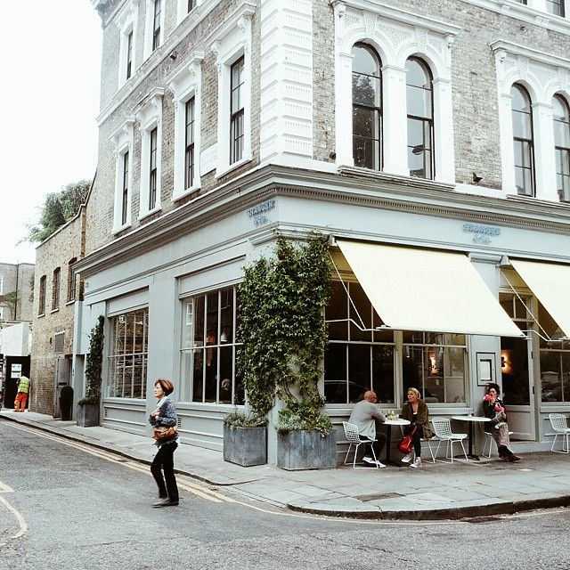 Going through withdrawals from exploring this incredible city. If you're ever in Notting Hill, Granger & Co is a must!