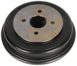 ACDelco 177-0947 GM Original Equipment Rear Brake Drum  Inspected for balance, resulting in smooth brake operation and noise reduction  Have a rust-preventative coating to help protect against corrosion  GM-recommended replacement part for your GM vehicle's original factory component  Offering the quality, reliability, and durability of GM OE  Manufactured to GM OE specification for fit, form, and function