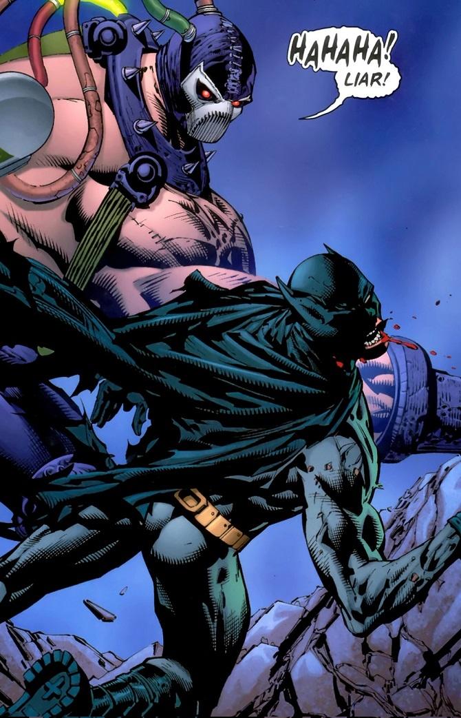 38 Best Batman Vs Bane Images On Pinterest Comics