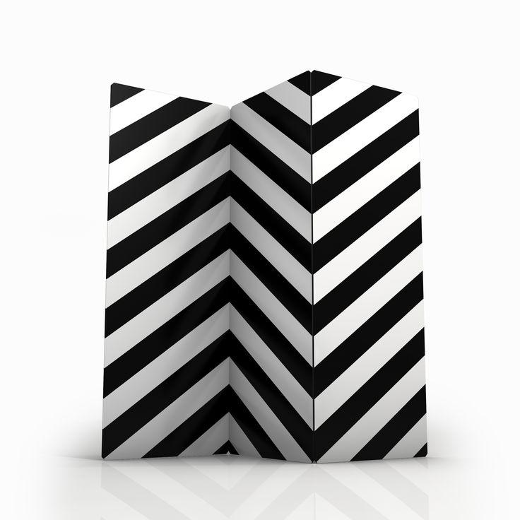 #simbolo room divider, design Garilab by Piter Perbellini for #altreforme, #dream collection #interior #home #decor #homedecor #furniture #aluminium #blackandwhite