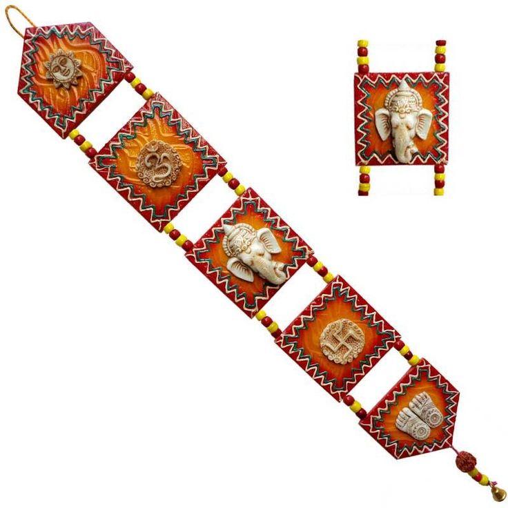 Shri Ganesha Welcome Wallhanging Diwali Gifts :  http://diwali.indiangiftsportal.com/diwali-wall-hangings.html