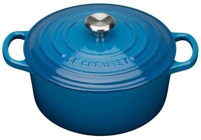Le Creuset - Bräter rund Ø 24 cm SIGNATURE - Cuisinarum - Küche Tisch Tischkultur