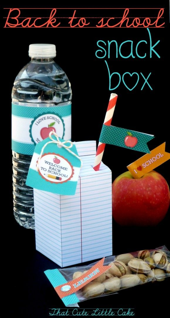 If you're looking for great back to school treat ideas, check out this milk carton snack box DIY on the CatchMyParty.com blog!