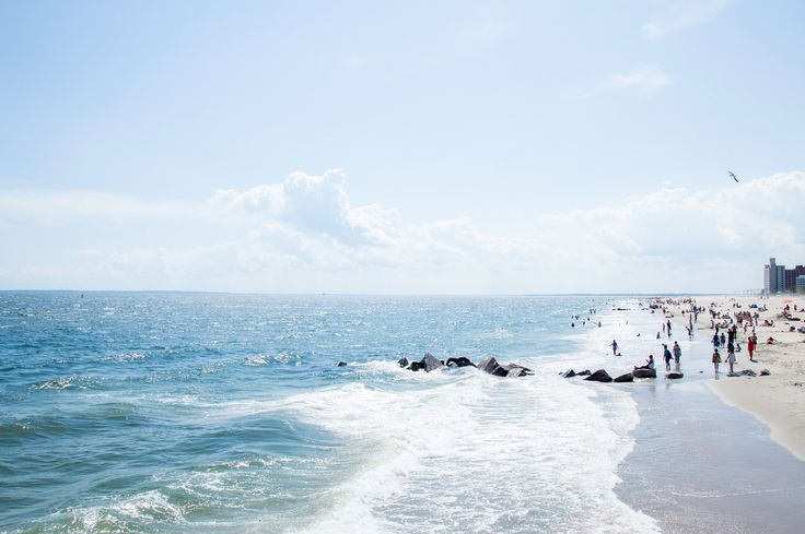 Why You Need to Spend a Day at Coney Island Beach | At Home In Brooklyn | Brooklyn, NY