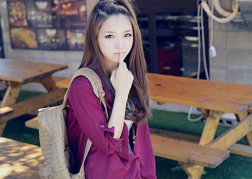 เฮ้ย จุงเบยอีกแล้ว #yeon ji hee #ulzzang #asian
