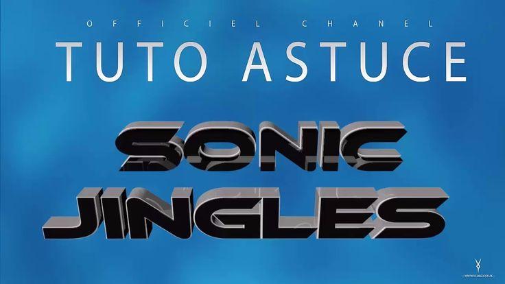 Sonic Jingles - Créer soi même ses jingles youtube