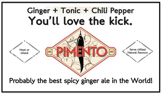 Also called a spicy ginger beer!