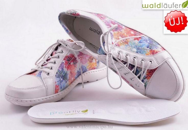 Egy vidám színű Waldlaufer női félcipő, proaktív talpbetéttel a Valentina Cipőboltokban és Webáruházunkban :)  http://valentinacipo.hu/waldlaufer/noi/feher/zart-felcipo/141882240  #waldlaufer #waldlaufer_cipő #Valentina_cipőboltok