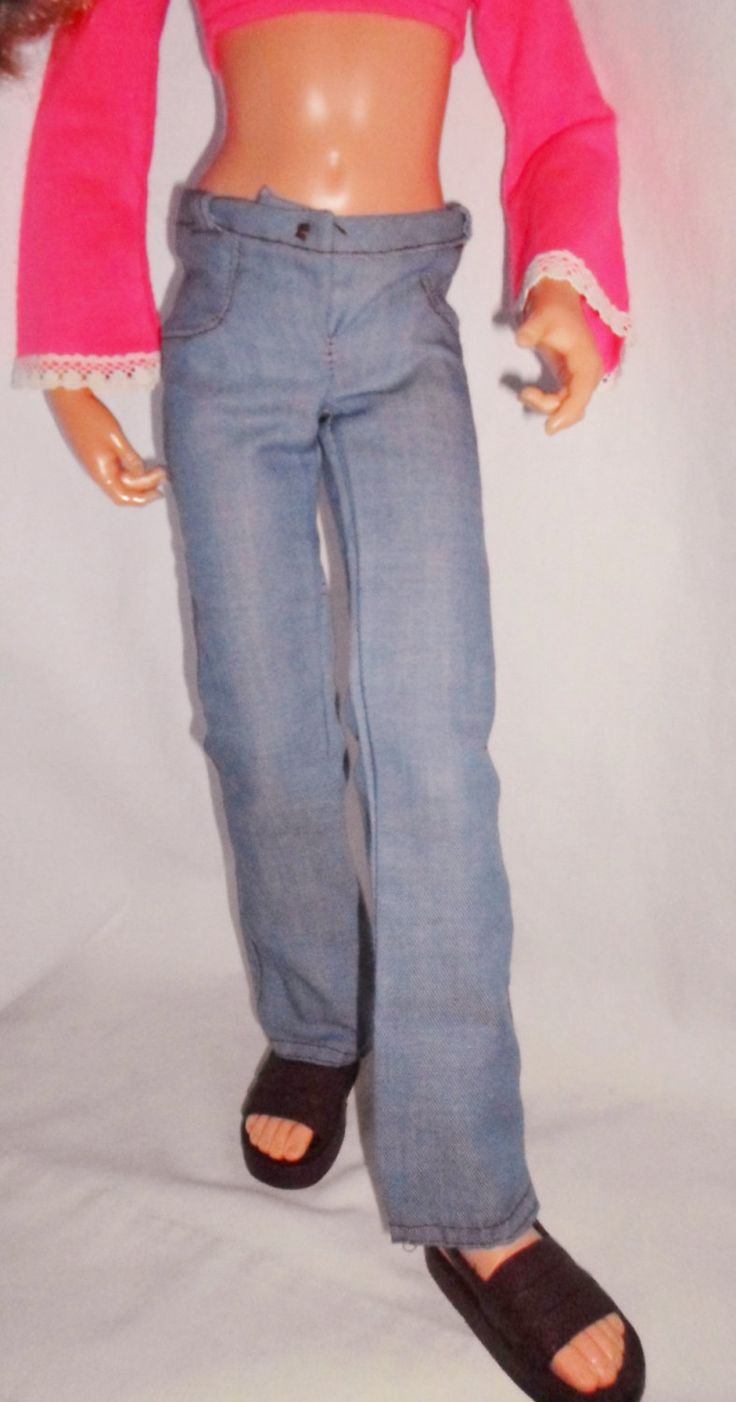 Vintage 1972 Ideal Harmony Doll Hip Hugger by DebscountryVintage