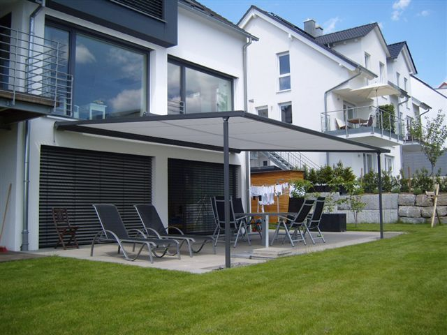 Best 25 pergola markise ideas on pinterest beschattung Markise terrasse elektrisch