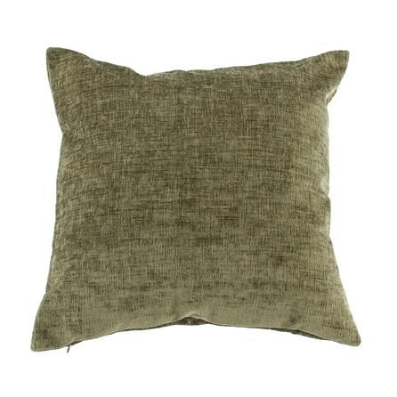 Forest Chenille Cushion | Dunelm Mill