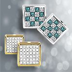 Men's Diamond Earrings