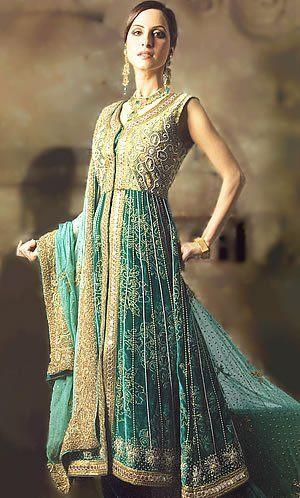 Indian Anarkali Dresses | Indian Anarkali Dresses.. ~ Queen Of Heaven...