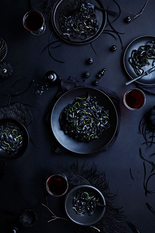 Halloween by Vanessa Rees, Prop Styling by Kelly Shea, Food Styling by Lauren LaPenna