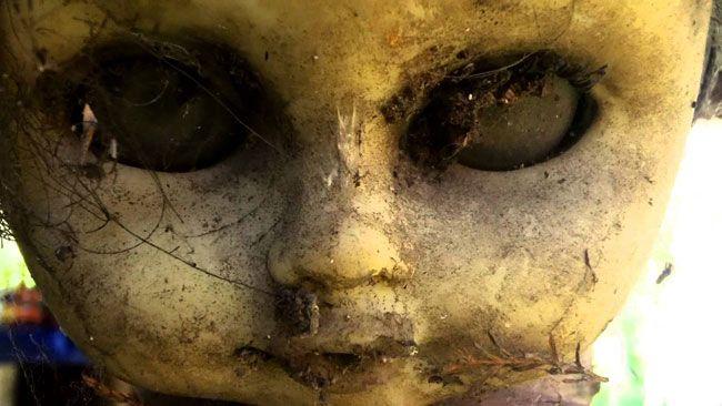 L'Isola delle bambole, Messico, è un luogo pieno di misteri. Famosa per le centinaia di bambole attaccate agli alberi, l'isola nasconde una triste leggenda.