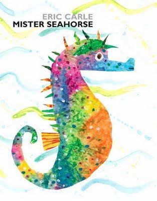 Eric Carle is my most favorite Children's book author. This is my favorite Eric Carle book.