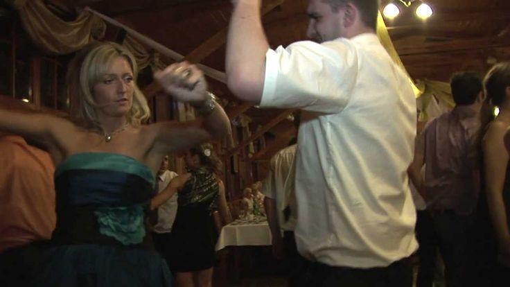 Teledysk z wesela Karoliny i Jakuba
