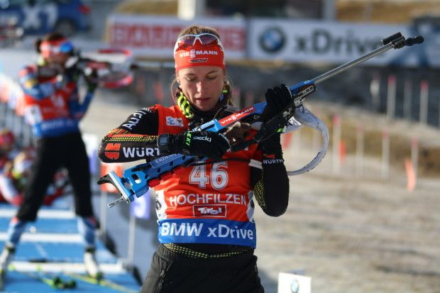 Vanessa Hinz freut sich auf die neue Saison! » Biathlon-News