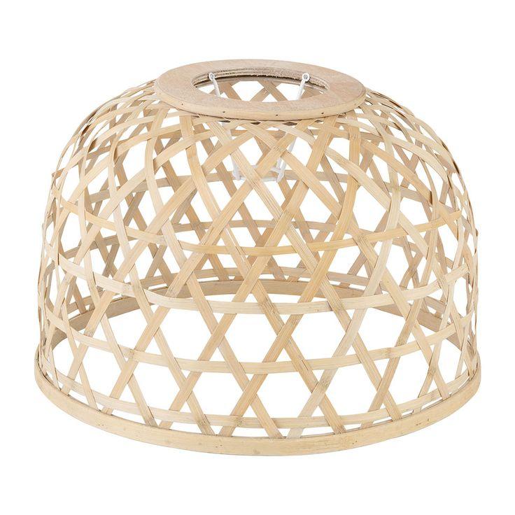 Lampenkap bamboe - 40 cm | Xenos