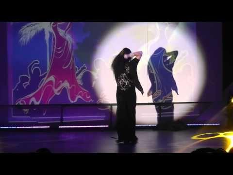 Yana Tsehotskaya - Iraqi dance in Russia HD mp4 3gp download - w8