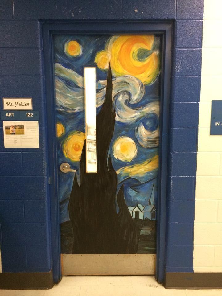 high school classroom door. My Door To High School Art Classroom! Classroom H