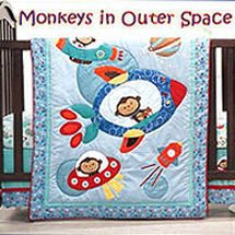 22 best rocket images on pinterest for Outer space themed fabric