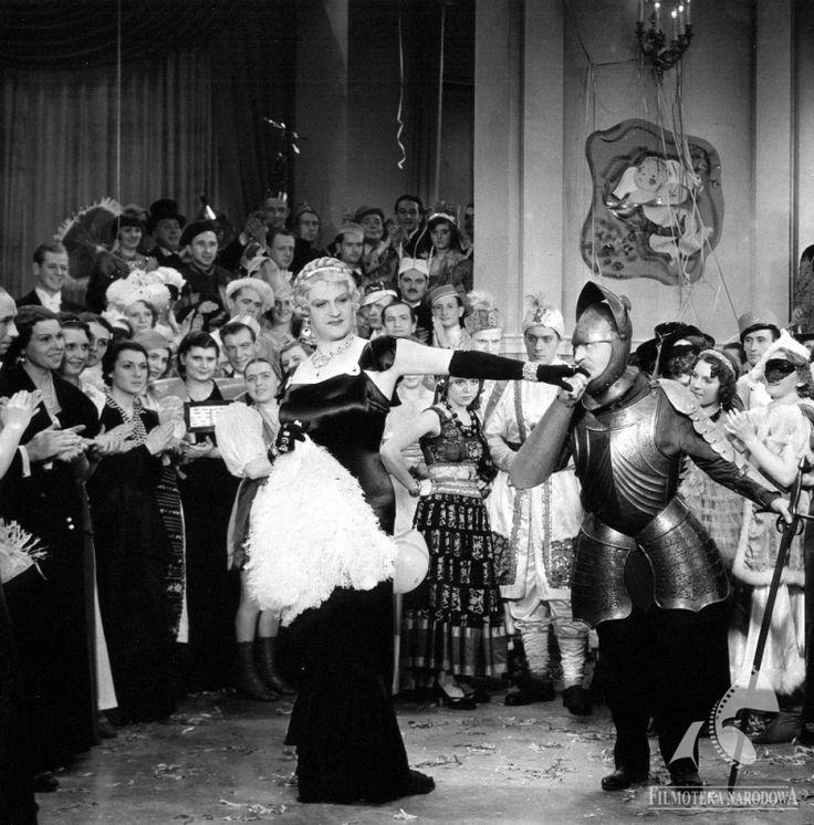 PIĘTRO WYŻEJ - dir. Leon Trystan (1937)