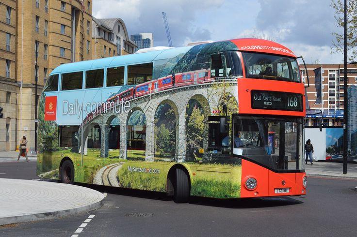 LT 561 (LTZ 1561) Metroline London New Routemaster