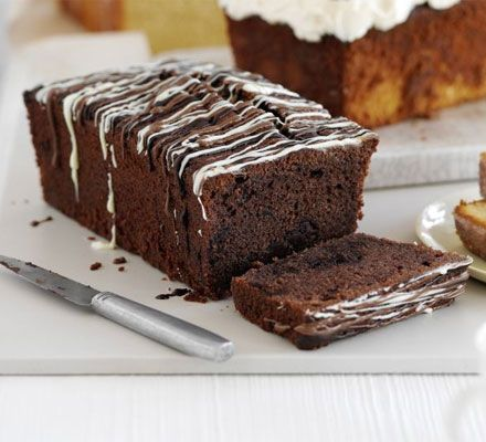 Chocolate and cake are two of our favourite things, so what's not to love about this indulgent cake?