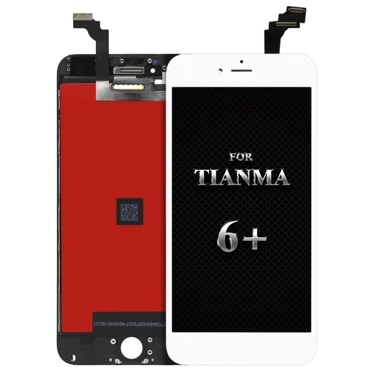 for tianma 5pcs For iPhone 6 Plus lcd display Touch Screen Digitizer & LCD Assembly Replacement & Free #Affiliate