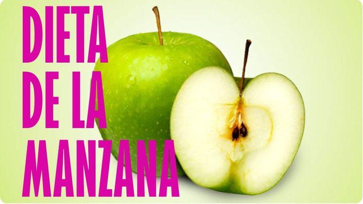 Dieta de la Manzana para Adelgazar 5 kg - COMPROBADO!! | Dietas Top