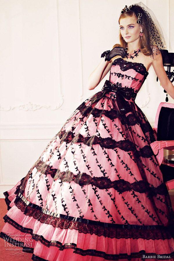 Barbie Bridal. :)