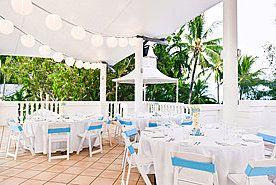 Weddings at Sarayi, Palm Cove.