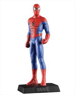 Marvel Figurines - Edição 01 - Homem-Aranha | Loja Eaglemoss - Coleções