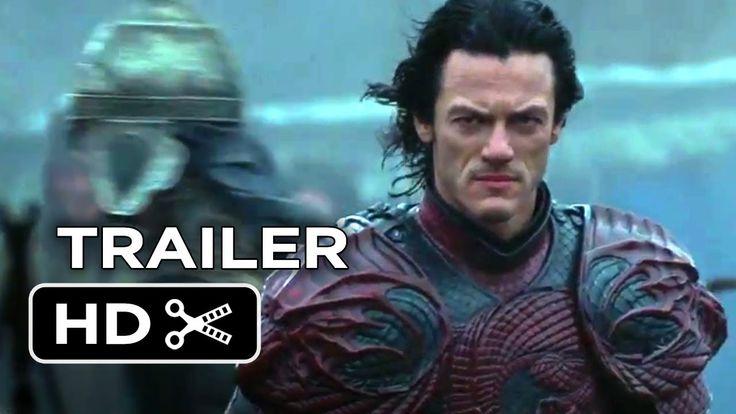 Dracula Untold TRAILER 1 (2014) - Luke Evans, Dominic Cooper Movie HD