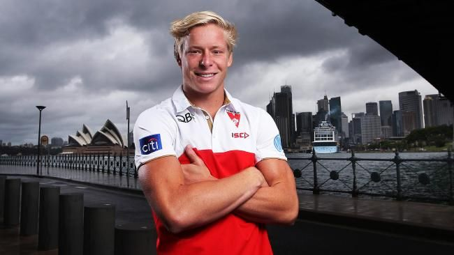 Image result for isaac heeney 2017