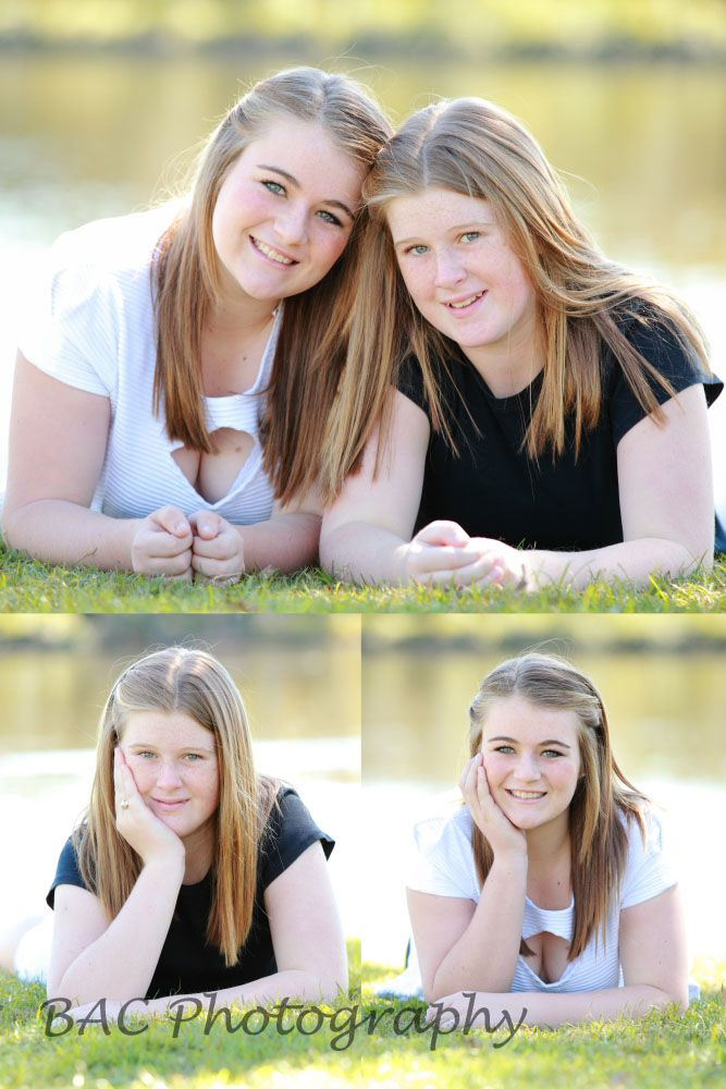 Outdoor Lifestyle Session - Sisterly love