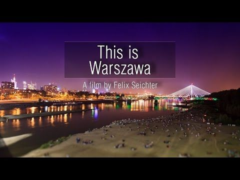 THIS IS WARSZAWA | Living a trampers life ep.05 - YouTube