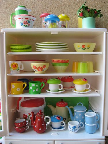 re-ment kitchen mushrooms | Flickr - Photo Sharing!