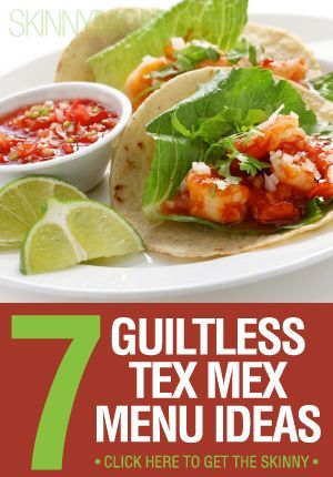 + images about Recipes: Skinny Mexican Meals on Pinterest | Mexican ...