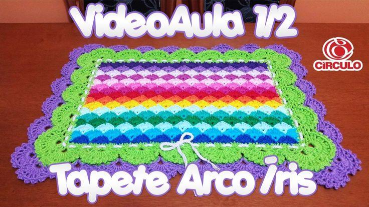 Tapete Arco Íris 1/2 - YouTube