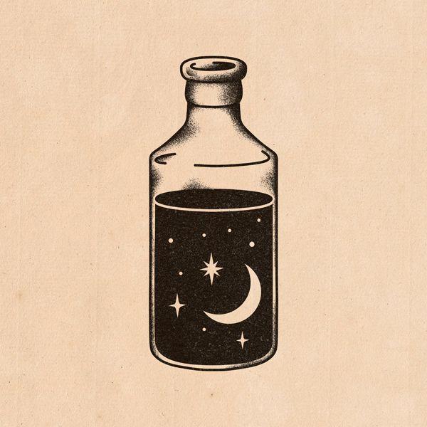 Night Ink on Behance