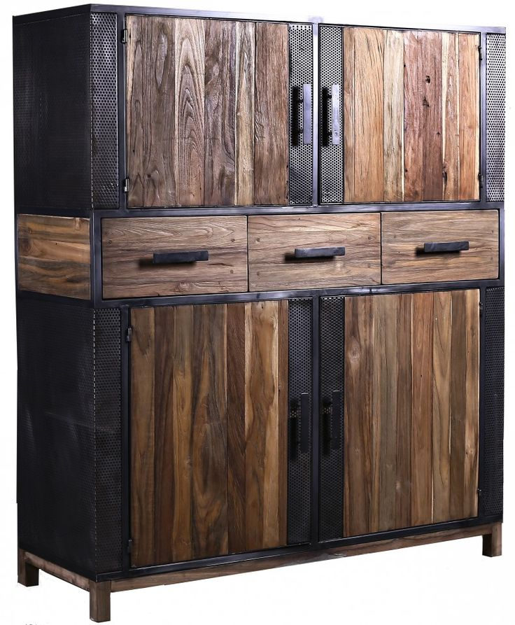 les 39 meilleures images propos de factory meubles industiels sur pinterest tvs ditorial. Black Bedroom Furniture Sets. Home Design Ideas
