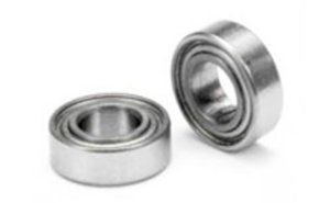 Radial Bearing (MR63ZZ) 3x6x2.5mm by Rakonheli. $3.79. Radial Bearing ( MR63ZZ ) 3x6x2.5mm. 1. Description: - Radial Bearing ( MR63ZZ ) 3x6x2.5mm is a popular item that could be used in many applications. - Material: Chrome Steel.    - Dimensions: 3mm x 6mm x 2.5mm/Metric * Inner Diameter (ID): 3mm * Outer diameter (OD): 6mm * Width/Height/thickness: 2.5mm  2. Usage: - N/A  3. Weight: - N/A  4. Included: - Radial Bearing ( MR63ZZ ) 3x6x2.5mm (2pcs).