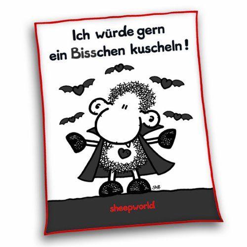 "Herding 717238036 Kuscheldecke Sheepworld ""Vampir"" / 150 ... https://www.amazon.de/dp/B00365IRSS/ref=cm_sw_r_pi_dp_x_7Vnjyb5ZR1MVS"