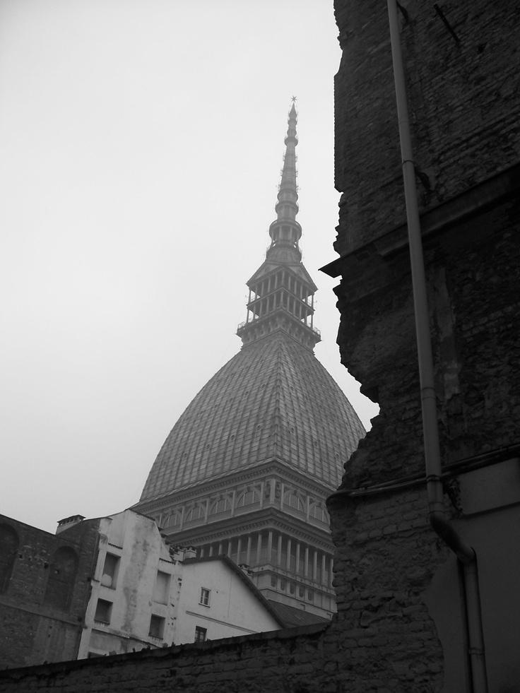 Torino, Mole Antonelliana (foto mia)